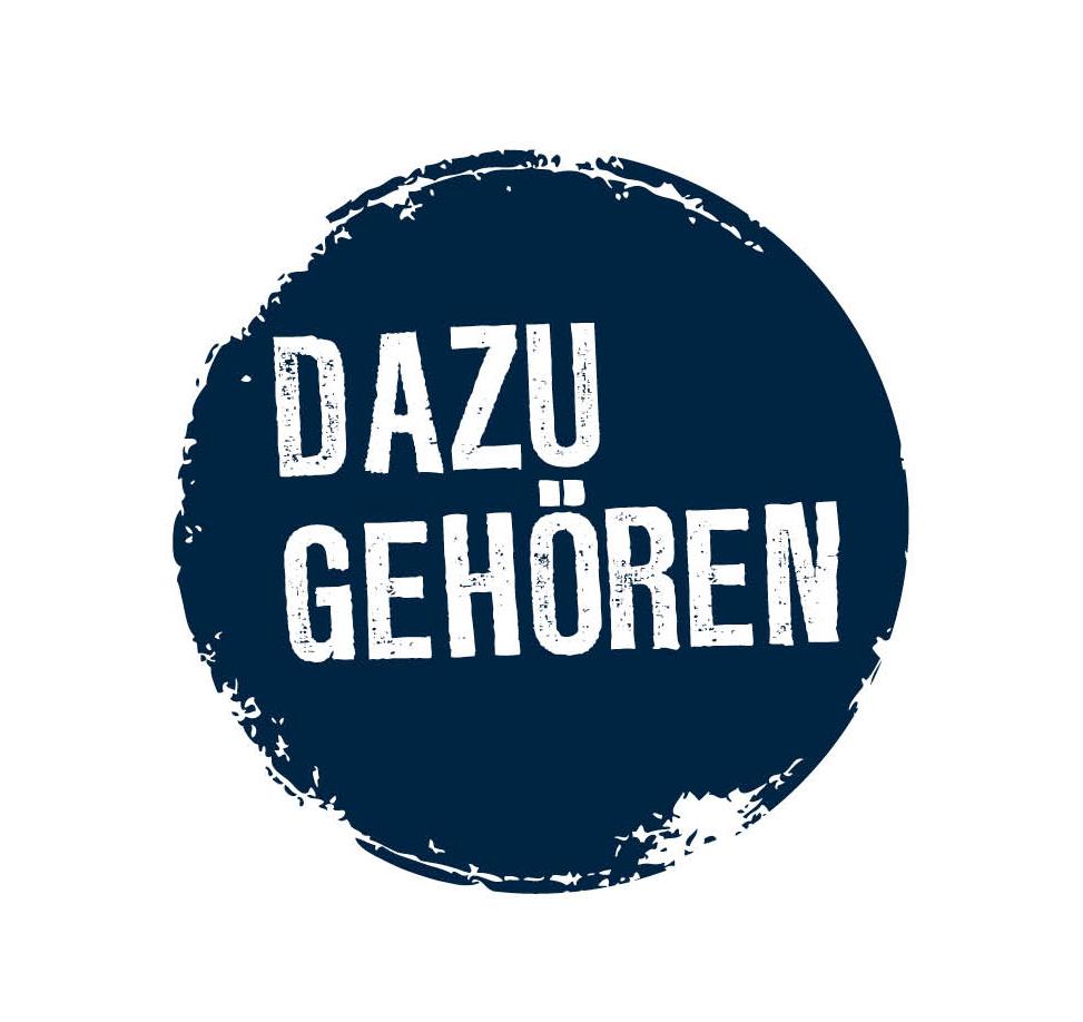 Dazugehören Logo